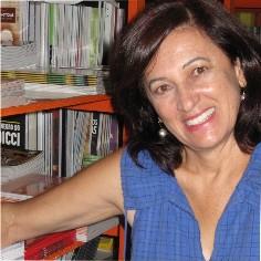 Iris Borges - Proprietária da Arco iris Distribuidora de Livros.